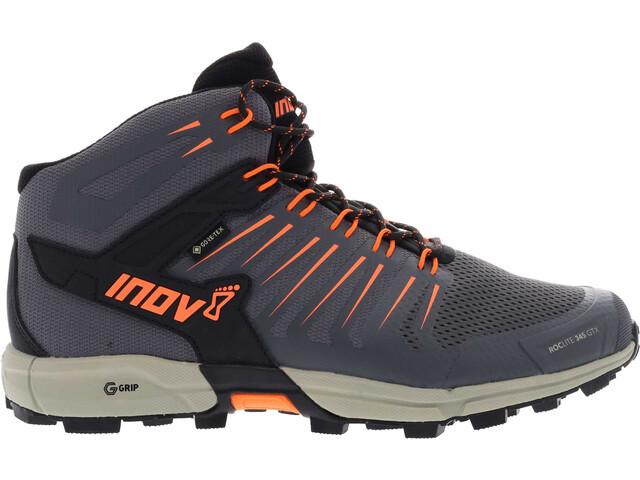 inov-8 Roclite G 345 GTX Shoes Men grey/orange